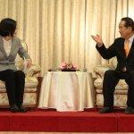 蔡宋會談兩岸:中華民國憲政體制符合共同利益