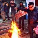 3000張搜索票送給憲兵隊 自由台灣黨抗議憲兵濫搜