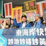 環團抗議渡假村恐蓋遺址上 環保署決議東海岸開發案補件後再審