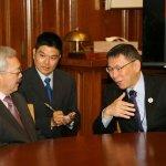 柯文哲:讓台北成為華人世界創新最多的地方