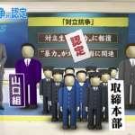 新舊山口組進入「鬥爭狀態」!日本警察廳嚴防大規模火拼