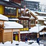 草津溫泉─自然湧泉量日本第一!在冰天雪地享受暖呼呼的溫泉