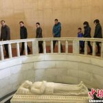 孫中山逝世91周年 中國各界人士「謁陵致意」