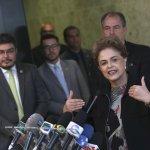 周日反政府示威風雨欲來 巴西總統羅賽芙:我不會因為謠言辭職