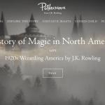 羅琳發表《哈利波特》前傳作品 引爆文化挪用爭議