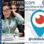尼泊爾歷劫歸來 楊紫瓊接下聯合國親善大使 致力災後重建