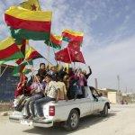 敘利亞境內庫德族挺身 宣布建立聯邦自治區