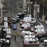 土耳其再傳恐怖攻擊「伊斯蘭國」炸彈客驚爆伊斯坦堡
