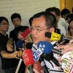 林益世因財產不明罪遭判刑2年定讞 上銬發監台北監獄