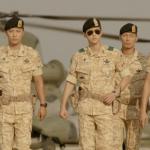 男藝人最怕收兵單?從《太陽的後裔》看韓國當兵文化,從軍不見得是壞事…