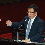 馮明珠條款!李俊俋提案 官員刪減赴中管制年限須審查