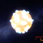 12億光年之外的耀眼星光 人類首次捕捉到超新星爆炸衝擊波