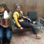 「老天!她還活著!」比利時恐攻最具代表性照片 意外替影中人報平安