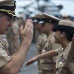 美國海軍最大收賄弊案》美軍艦長承認接受性招待 被判46個月徒刑