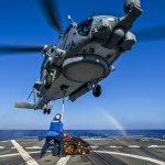 美國降價又來函 盼海軍優先採購MH-60R反潛直升機