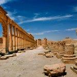 不幸中的大幸》敘利亞奪回帕米拉古城 古蹟毀損狀況比預期輕微