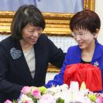BBC分析:國民黨女主席洪秀柱面臨重重挑戰