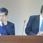 貨輪北海岸漏油近3周未清除 環保署長魏國彥下午提辭呈