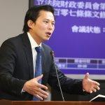 連假繼續趕工 黃國昌完成《立法院職權行使法》草案