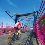 4天連假何處去?跟著洪慈庸騎腳踏車 暢遊中台灣