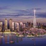 杜拜新高塔再次碰觸天際! 世界最高樓又將易主
