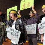 華光反迫遷二審開庭 聲援團體:高院莫作劊子手