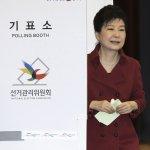 朴槿惠期中考》南韓舉行國會大選 執政黨有機會拿下過半席次