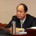 防林中森籌組「中華民族發展基金會」 立院初審通過旋轉門條款