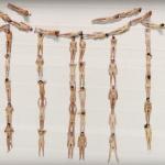 對身材不滿意?法國廣告用裸體藝術告訴你:想要好身材從愛自己的身體開始!