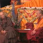 楊曼芬專欄:為何台灣佛教都要佔地為王?聖嚴法師這樣答…
