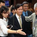 「不適合繼續擔任院長」民進黨呼籲翁啟惠儘速辭職