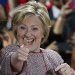 美國總統大選》419決戰紐約 領頭羊川普、希拉蕊勝出