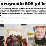 508年3個月「有期徒刑」 一樁震動土耳其朝野的孌童教師案