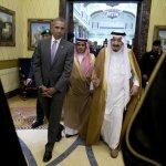 「911恐攻你也有份?」 歐巴馬卸任前最後造訪 沙烏地國王冷接待