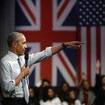 在歐巴馬演說時公開「我是個非二元性別者」英國大學生獲滿堂彩