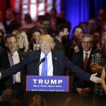 2016美國總統大選》橫掃東北五州 川普:謝謝媒體對我的公正報導