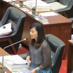 高市議員質詢 建議免費為國一女接種子宮頸癌疫苗