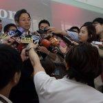 沖之島礁爭議 張善政:日本不要再把台灣當軟柿子