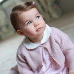【圖輯】英國超萌的夏綠蒂小公主兩歲啦!