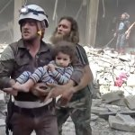 敘利亞政府軍連兒童醫院都炸!阿勒坡戰火難歇 新生兒命喪空襲