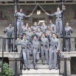 16名非裔女學生舉拳拍照挺平權 西點軍校徹查祭退學處分