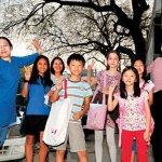 韓國媽媽:台灣人,好像不太往國外走?