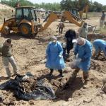「伊斯蘭國」治下的無辜生靈 伊拉克境內發現大量亂葬坑