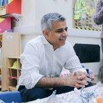 倫敦史上首位穆斯林市長 公車司機之子漢恩