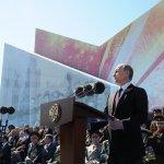 衛國戰爭勝利71周年》普京盛讚衛國戰爭 願與世界各國聯手反恐