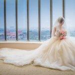 新娘婚事告吹,婚禮改邀他們!她說:我無法成為公主,但我可以給他們童話