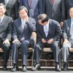 張揆率內閣總辭 總統將批准