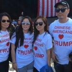 川普為什麼受歡迎?華裔鐵粉:他是打擊非法移民的美國救星