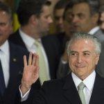 彈劾羅賽芙》巴西「救國政府」上路 新內閣清一色全是白人男性惹議