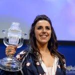 2016歐洲歌唱大賽 烏克蘭選手唱出克里米亞血淚奪冠
